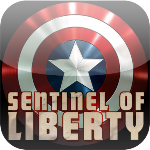 Captain America_Sentinel of Liberty