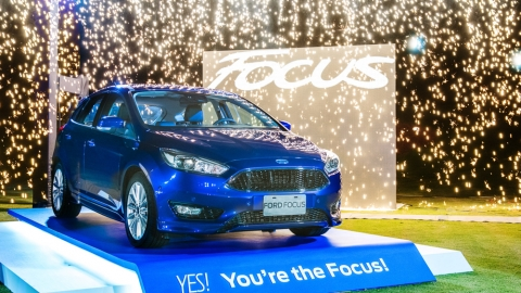 Ford New Focus全新上市