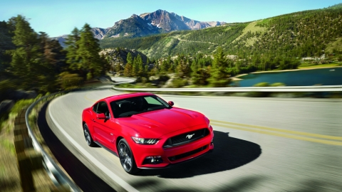 Ford New Mustang 5.0L GT正式上市