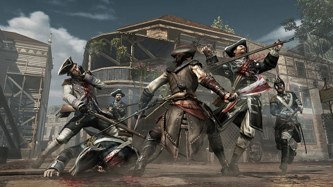 Assassin's Creed III: Liberation 刺客教條3:自由使命