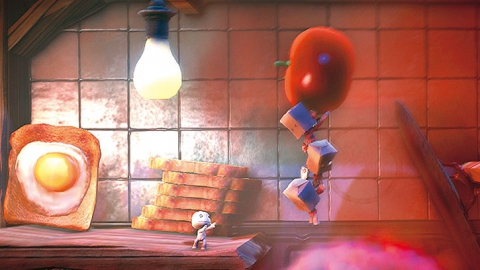 LittleBigPlanet PlayStation Vita 小小大星球