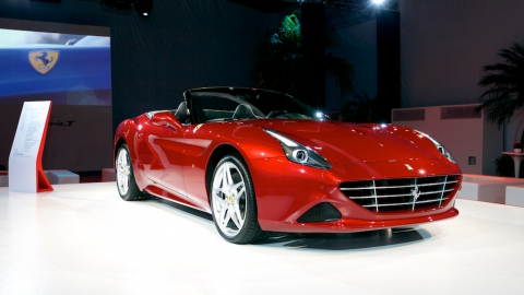 Ferrari California T在台發表上市