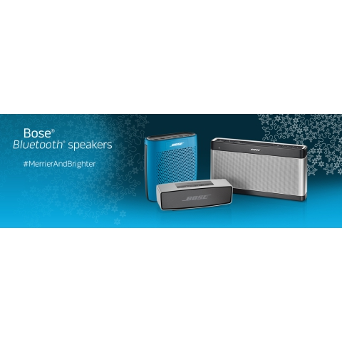 Bose SoundLink® Color藍牙揚聲器